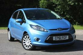 2011 FORD FIESTA EDGE HATCHBACK PETROL
