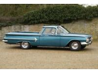 1960 Chevrolet El Camino 283ci V8 Pickup Truck - Awesome Condition