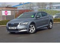 2015 SKODA SUPERB Skoda New Superb 2.0 TDI CR SE Business 5dr DSG Auto