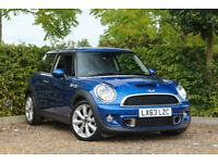 2013 63 Mini Mini 1.6 ( 184bhp ) ( Sport Chili ) Cooper S ONLY 6700 MILES DONE!!