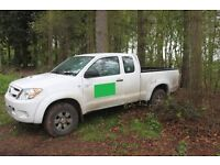 TOYOTA HILUX REQUIRED