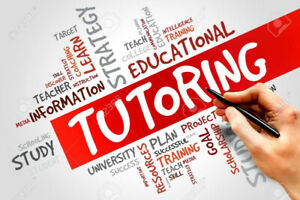 Tutoring - Elementary and Middle School