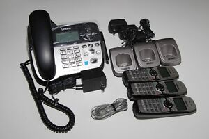 Uniden Cordless Phone w/ digital answering machine