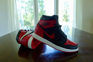 Jordan 1 Retro High Homage To Home (Non-numbered) size 9