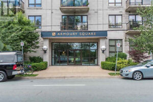 1 Bdrm PET FRIENDLY Condo across from Halifax Commons