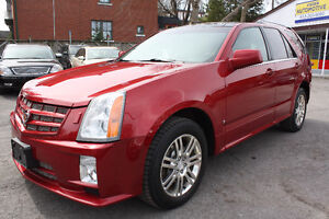 2008 Cadillac SRX V8 FULL OPTION***VERY LOW MILEAGE 74,000KM
