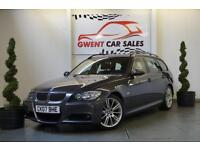 2007 07 BMW 3 SERIES 2.5 325I M SPORT TOURING 5D 215 BHP