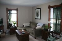 1 bdrm all inclusive, upper level of house, nothing shared