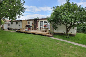 LIVE AT THE LAKE! Bungalow Style 3 bed/1bath, garage $177,000