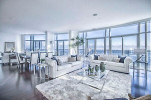 Breathtaking Penthouse Near Square One!
