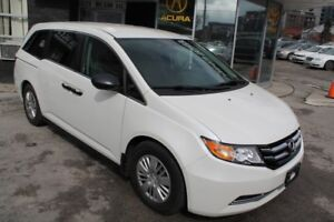 2015 Honda Odyssey 4dr Wgn, Back-up Cam No ACCIDENTS, ONE OWNER