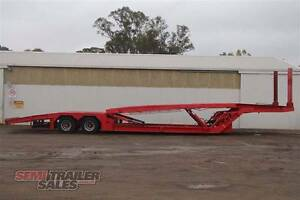2003 CD Sheppard 48FT Car Carrier Semi Trailer - SN#160925 Lockwood Bendigo City Preview