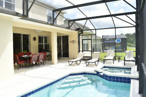 Florida Disney Vacation Home Rental in Orlando