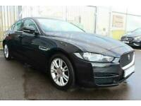 2016 BLACK JAGUAR XE 2.0i PRESTIGE PETROL SALOON CAR FINANCE FR £217 PCM