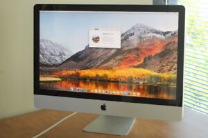 27-inch iMac / Late 2009 / 8GB Ram / 1TB / Good Condition