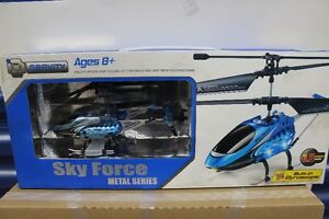 "HELICOPTER  NEW  ""SKY FORCE""  AGE 8+"