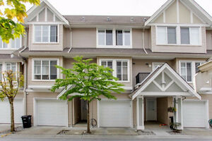 Beautiful Townhouse! Rarely Does A Unit Come For Sale!!