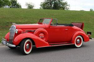 Classic 1936 Buick Series Forty - 46C For Sale