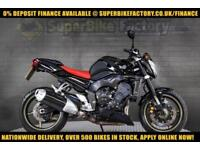 2008 58 YAMAHA FZ1 N 1000CC 0% DEPOSIT FINANCE AVAILABLE