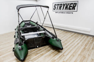 "NEW--Stryker Hunter JET 380 (12 '5"")"