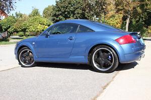 TRADED IN for 5000+ tax - 2002 Audi TT 1.8L 225 HP Quatro