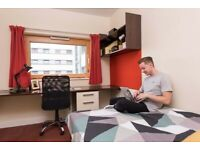 STUDENT ROOMS TO RENT IN WOLVERHAMPTON WITH SMALL DOUBLE BED, PRIVATE BATHROOM, PRIVATE ROOM