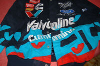 NEW!!! MEN'S VALVOLINE RACING JACKET/L