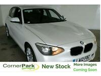 2012 BMW 1 SERIES 116D EFFICIENTDYNAMICS HATCHBACK DIESEL