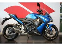 2016 SUZUKI GSX-S1000 F, BLUE, BRAND NEW PRE REGISTERED!