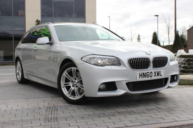 2011 60 bmw 5 series 520d m sport touring 2 0 5d auto 181 bhp diesel in blackburn lancashire. Black Bedroom Furniture Sets. Home Design Ideas