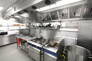 Commercial Kitchen Wanted