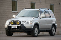 1998 Honda CR-V- Right Hand Drive - Certified and E-tested