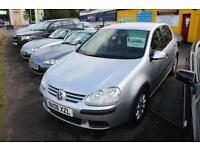 A Great VW Golf 1.6 FSI In Superb Condition Lots Of History