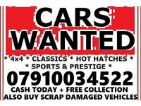 079100345 22 SELL MY CAR VAN MOTORCYCLES FOR CASH BUY YOUR SCRAP FAST H