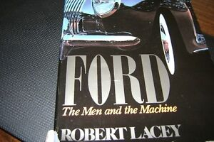 FORD - THE MEN AND THE MACHINE Windsor Region Ontario image 1