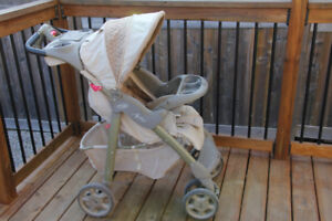 Aurora Travel System - Stroller and infant seat