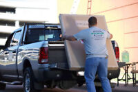 Experienced Mover, $75. Cube Van & Pickup Truck  587-936-0700