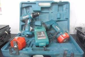 Makita Drill and Torch in Case Gunn Palmerston Area Preview
