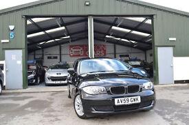 2010 BMW 116 2.0 ( Dynamic pk ) AUTOMATIC PETROL BLACK E87