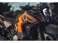 Pre Order New 2021 KTM 1290 Super Adventure S 6.9% APR 1290ADV Black Orange