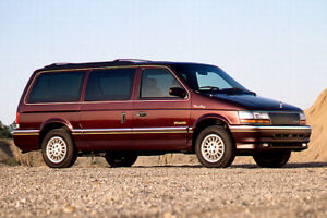 1991-1995 AWD Town & Country