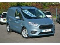 2019 19 FORD TRANSIT COURIER 1.5 LIMITED TDCI 99 BHP DIESEL
