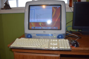 Vintage Apple iMac M-5521 2000 Edition EMC no. 1857
