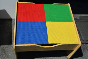 Kidcraft Lego/Train 2-in-1 Table