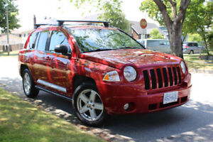 2010 Jeep Compass North Edition. Low Kms,Roof Racks, Htd Seats,