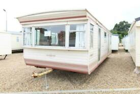 Static Caravan Mobile Home Cosalt Torino 31x10ft 2 Beds SC7231