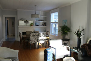 Beautiful Main Floor 1 Bedroom Downtown PTBO in the Avenues