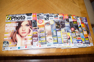 CHAPTERS BOOK STORE 200$ CAMERA MAGAZINES-BEST OFFER