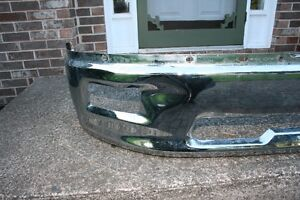 Dodge Ram 2012 Chrome Bumper