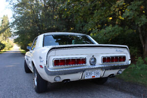 1968 Ford Mustang California Special GT/CS Coupe